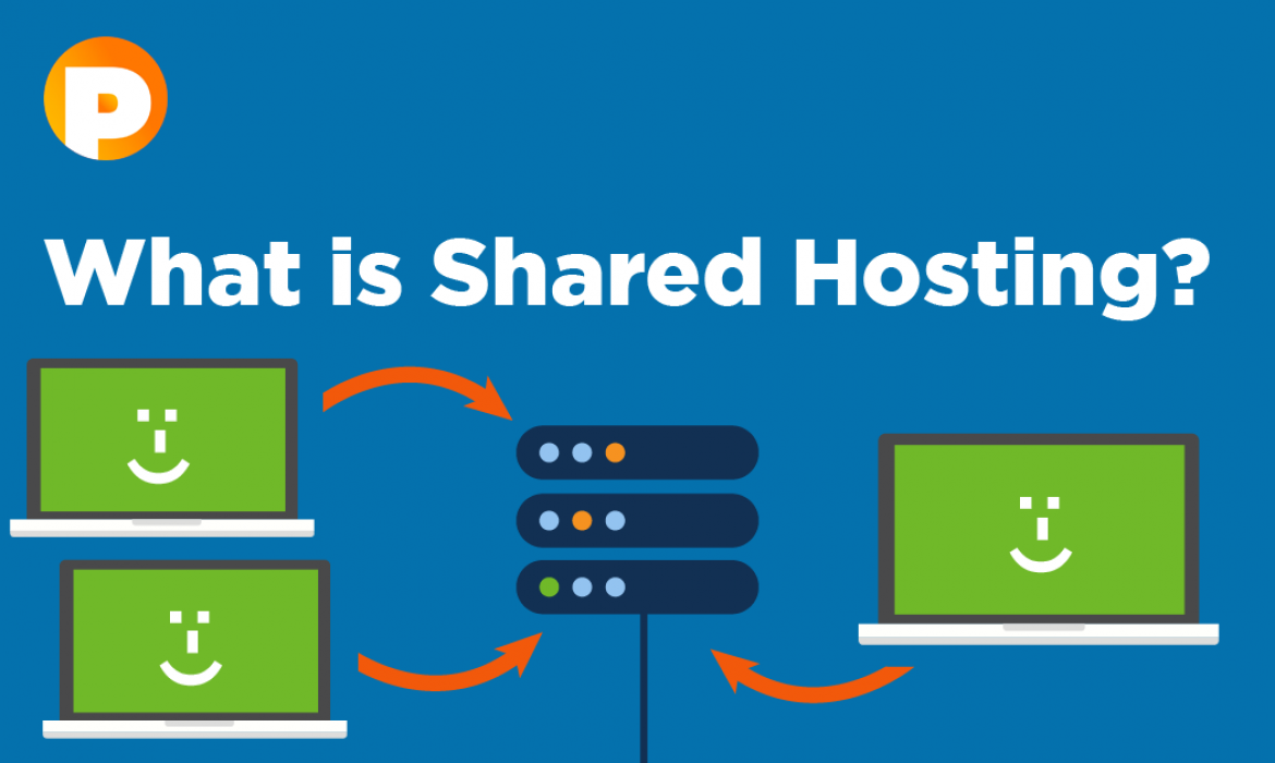 What is type of shared hosting?